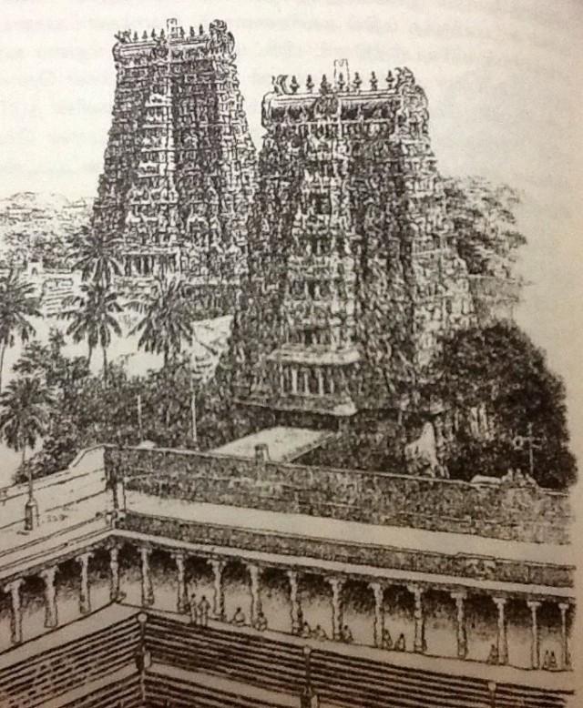 Manohar's Madurai..Eastern Towers